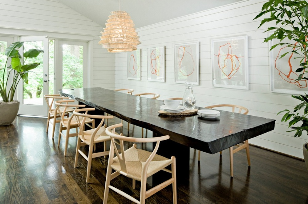 Don't hesitate to test for radon before buying a new property. Image Via: Jessica Helgerson Interior Design