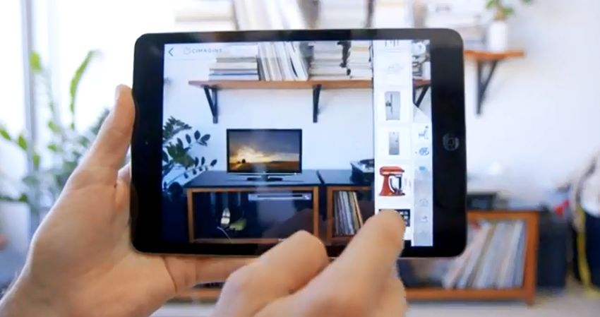 Visualize how furniture adapts to your home before buying - Virtual room designer app ...