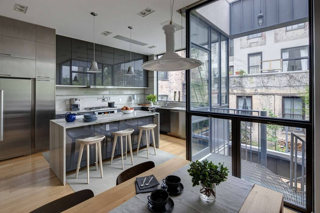 Contemporary Appearance Camouflaging Brooklyn Roots Slate Street