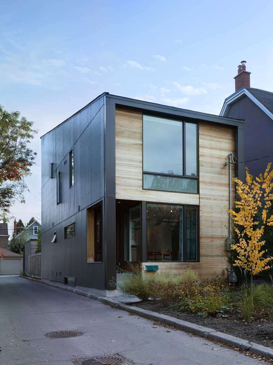 Collect this idea garden house in toronto by lga architectural partners 2