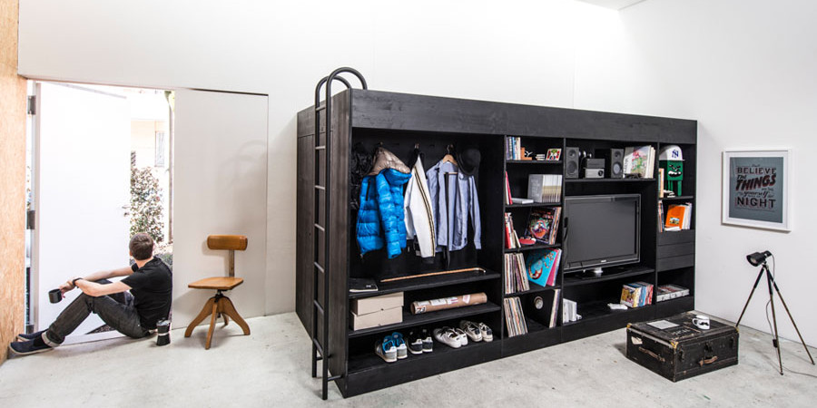 CompactLiving Cube Multi-Functional Furniture and Storage