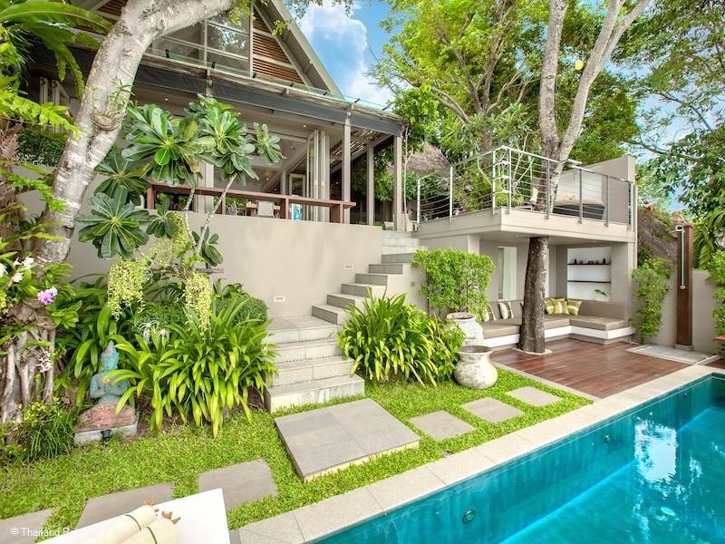 Catalyst For a Rejuvenating Escape: Headland Villa 2 in Koh Samui, Thailand
