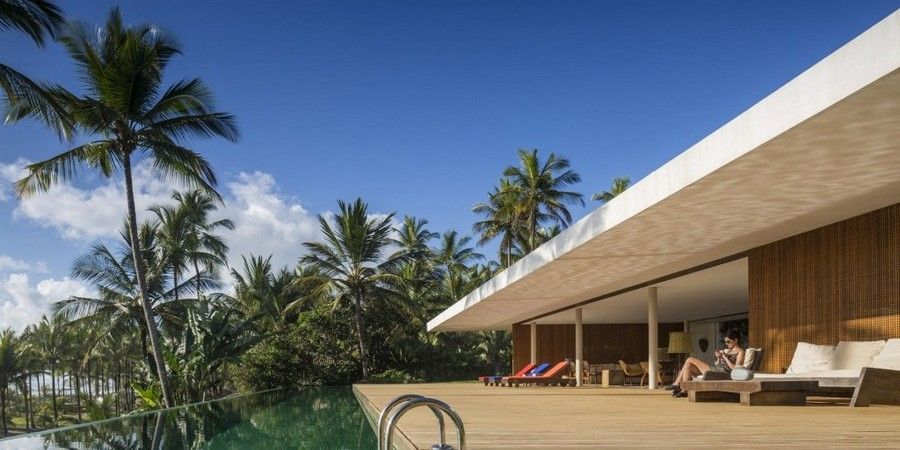 Refreshing Txai House Inspired by Vernacular Bahian Dwellings in Itacaré, Brazil