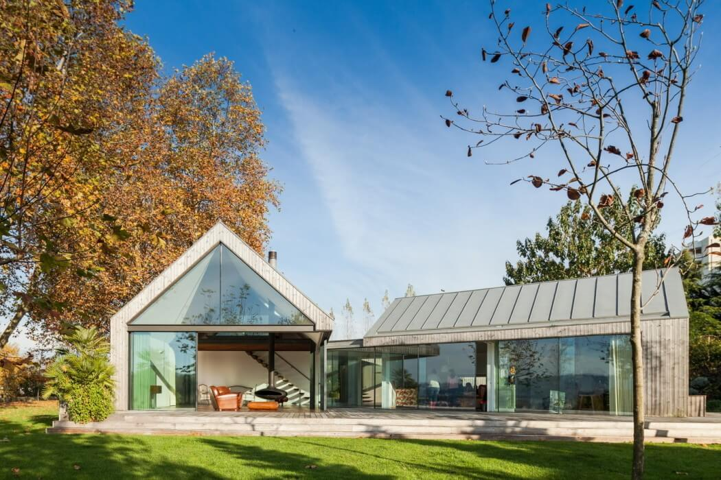 Contemporary Holiday Escape In Portugal House Of Four Houses By