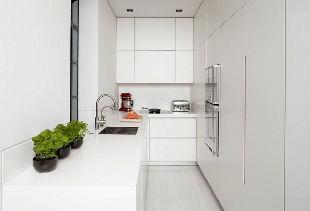White Kitchen Ideas To Inspire You - Freshome.com
