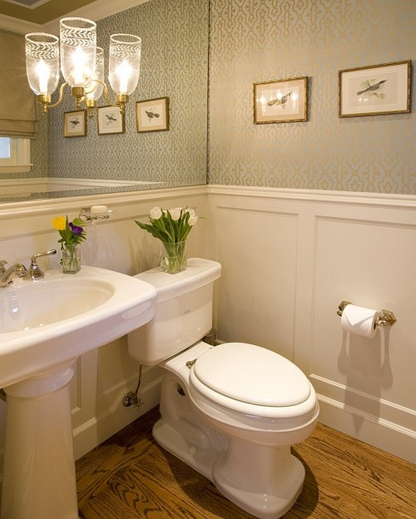 30 of the best small and functional bathroom design ideas rh freshome com Small Efficiency Apartment Decorating Ideas Inexpensive Decorating Ideas for Very Tiny Bathroos