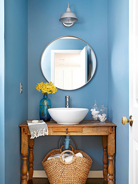 The Best Small And Functional Bathroom Design Ideas - Tiny-bathrooms
