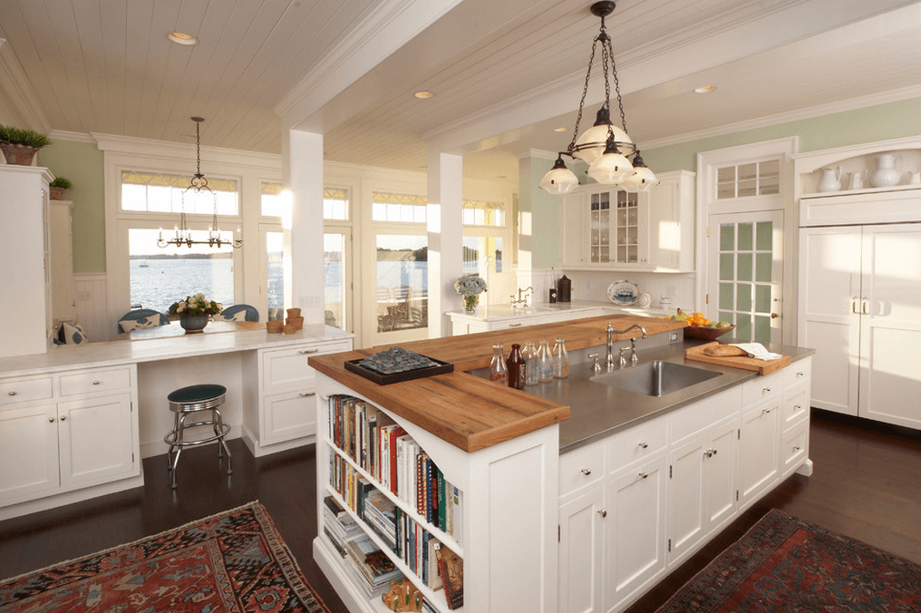 Kitchen Island Layout Design Ideas