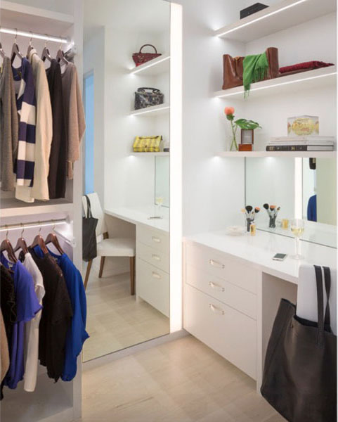 Impressive Yet Elegant Walk In Closet Ideas Freshome Com