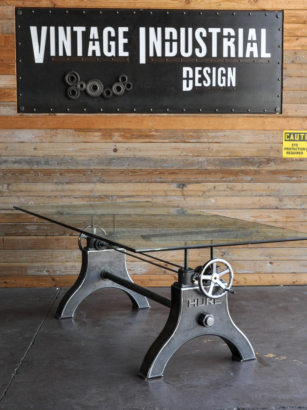 Crank Table design by Vintage Industrial (9)