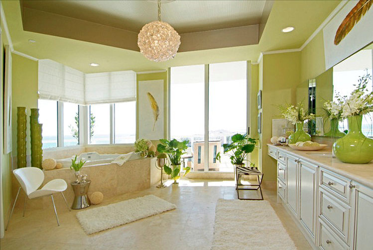 30 Quick And Easy Bathroom Decorating Ideas Freshomecom - Ideas-for-painting-home-interior