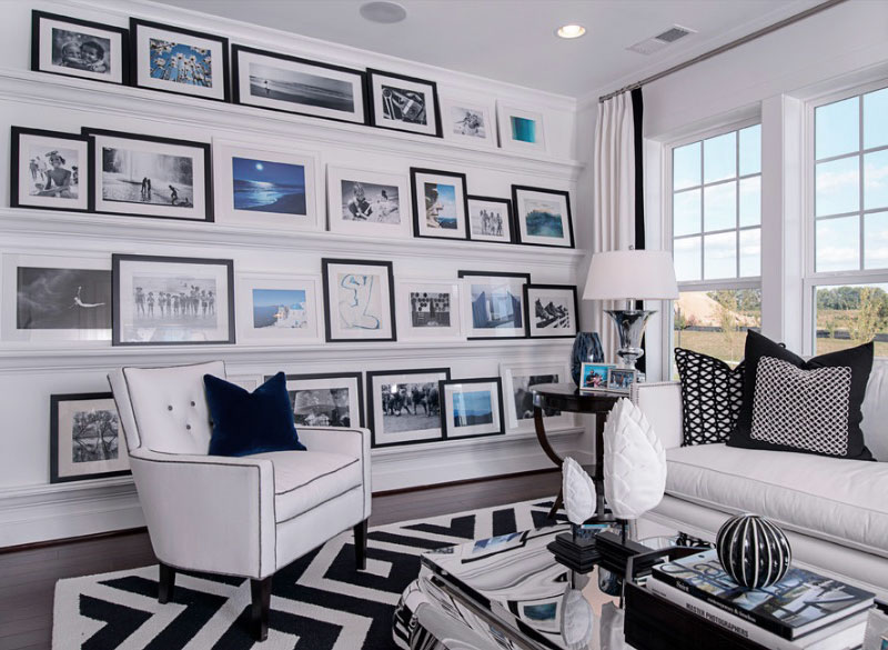 How to Hang a Gallery Wall: Ideas and Tips - Freshome