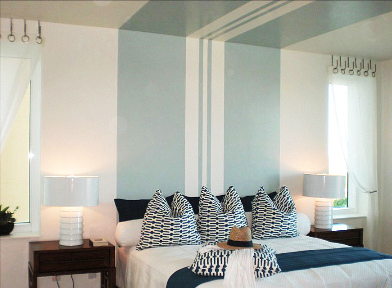 superior Unique Bedroom Paint Ideas Part - 3: Collect this idea ceiling-stripe