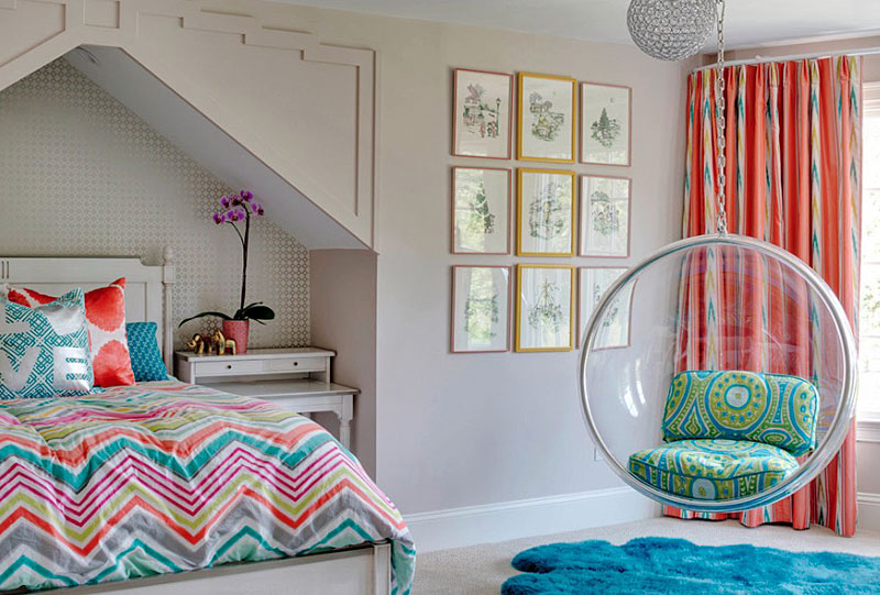 Awesome Teenage Girl Bedrooms