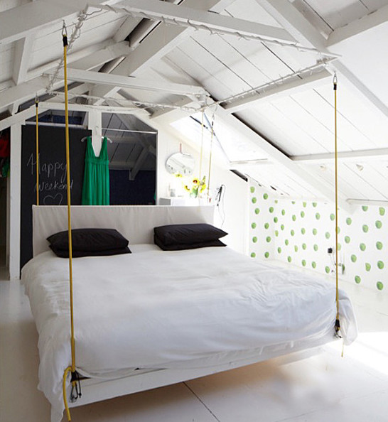 Collect this idea hanging-bed-for-teens