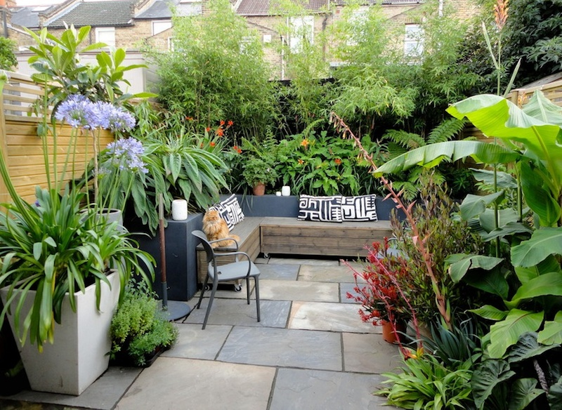 Small Patio Landscaping Ideas