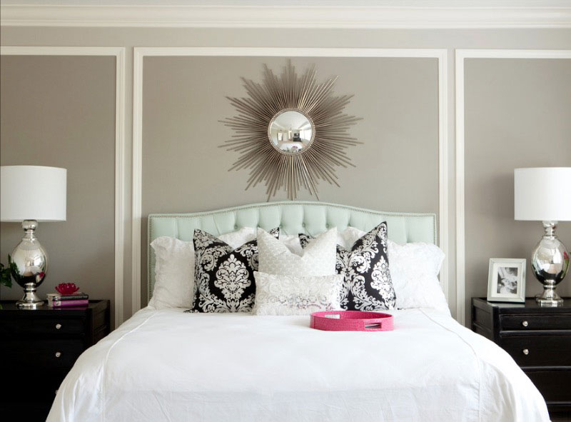 awesome Wall Paint Ideas For Bedroom Part - 1: Collect this idea molding