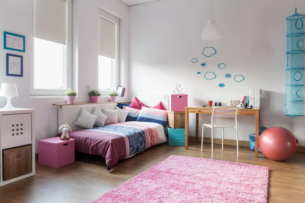 40 Fun And Cool Teen Bedroom Ideas Freshome Impressive Tween Bedroom Design