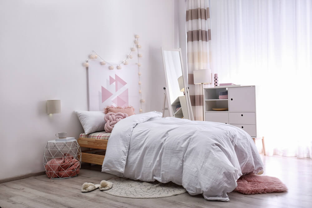 40 Fun And Cool Teen Bedroom Ideas Freshome Mesmerizing Bedrooms Ideas For Teenage Girls