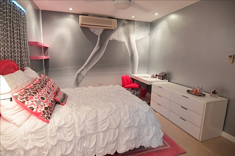 exceptional Room Ideas For Teen Girls Part - 11: Freshome.com