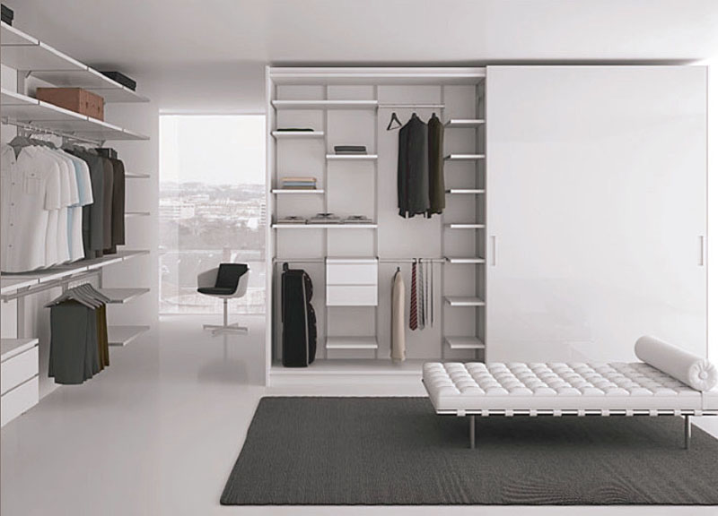 Impressive Yet Elegant Walk In Closet Ideas