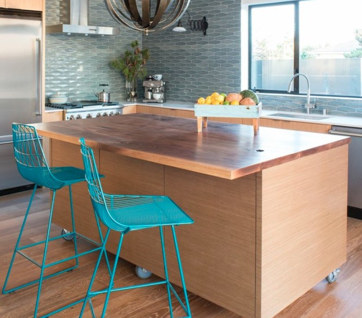 Small Kitchen Islands: Small Kitchen Island Ideas For Every Space And Budget