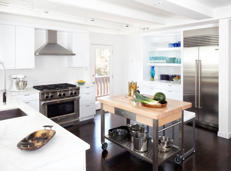 Small Kitchen Island Ideas for Every Space and Budget ...