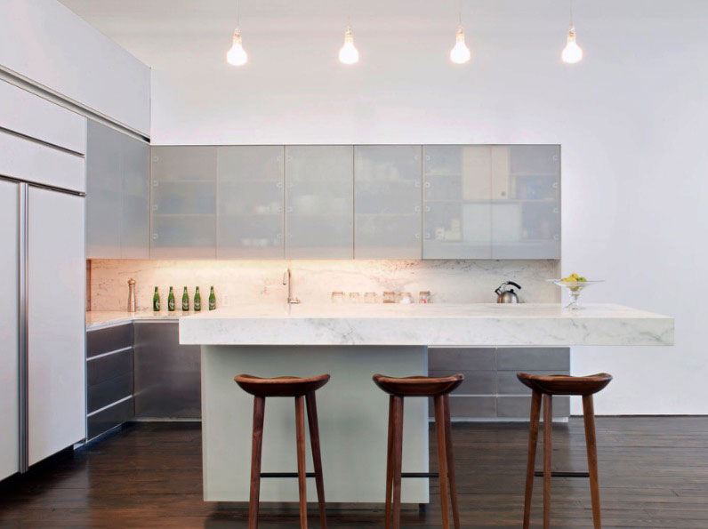 30 Fresh And Modern Kitchen Countertop Ideas