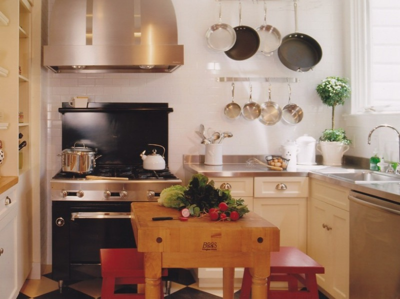 Small Kitchen Island Ideas For Every E And Budget