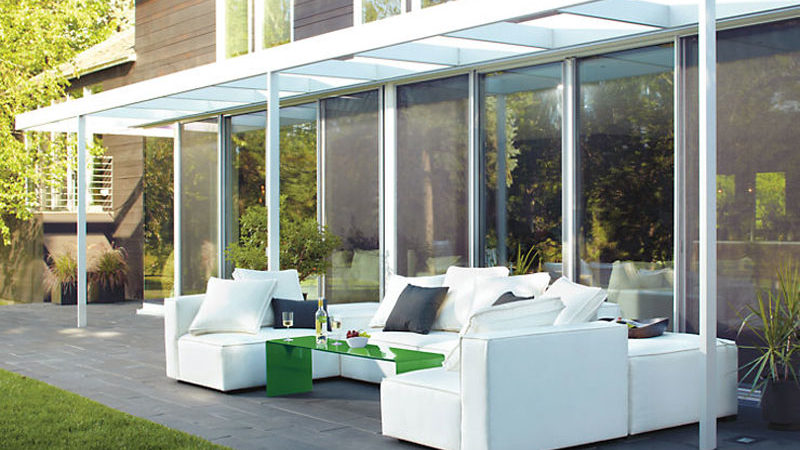 Modern Patio Furniture That Brings the Indoors Outside