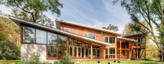 Virginia Farmhouse Renovation Gives Family Back Their Health