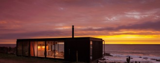 Transportable, Modular Create Remote House in Chile