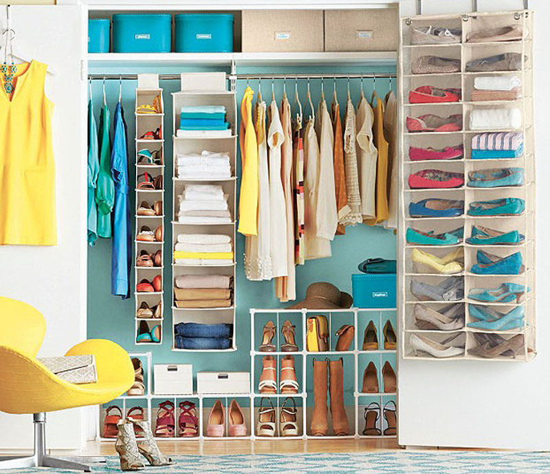 Closet Organization Ideas For A Functional Uncluttered Space Gorgeous Small Bedroom Closet Organization Ideas Concept Remodelling