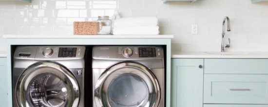 10 Laundry Room Ideas To Organize Small Spaces