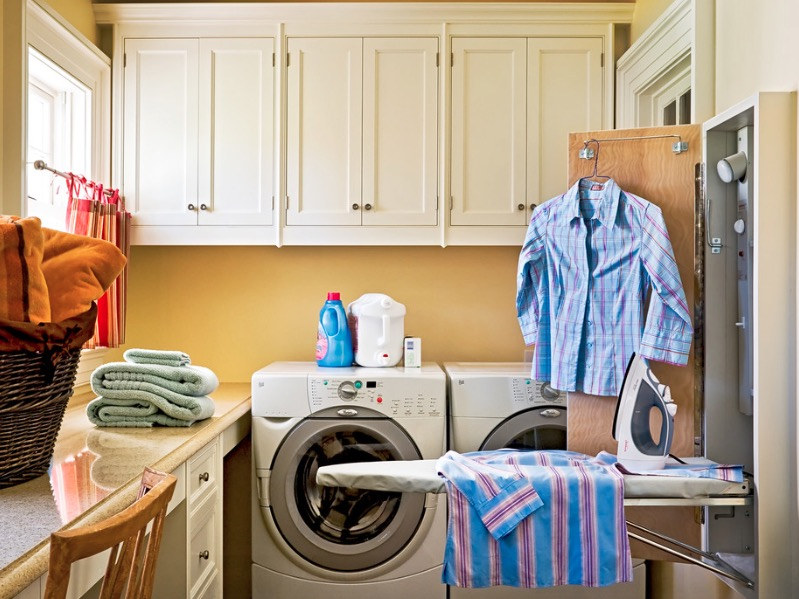 Collect This Idea Laundry Board 24