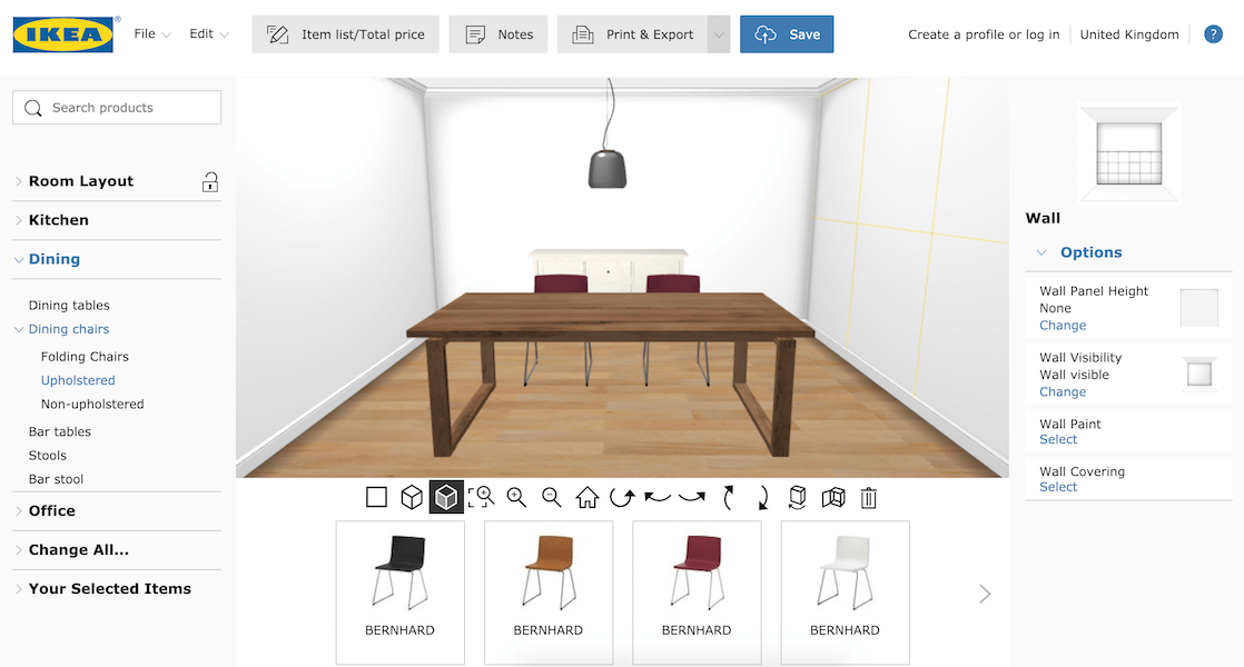 Online Virtual Room Programs Ikea