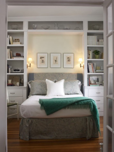 10 Stylish Small Bedroom Design Ideas Freshome