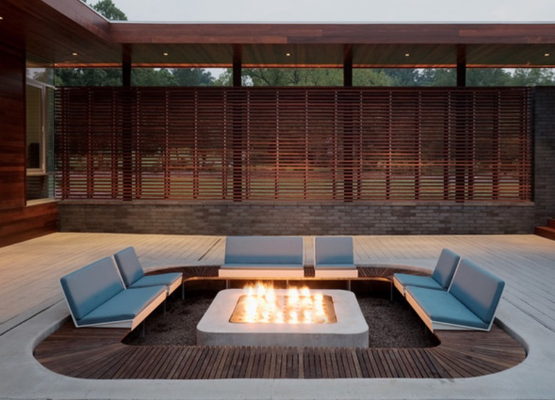 Fire Pit Ideas 25 Hot Designs For Your Yard
