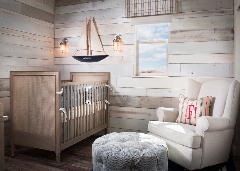Nautical Theme Source Modern Nursery