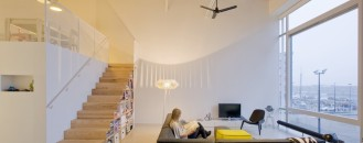 Loft Conversion in Amsterdam Groups Small Houses Inside a House