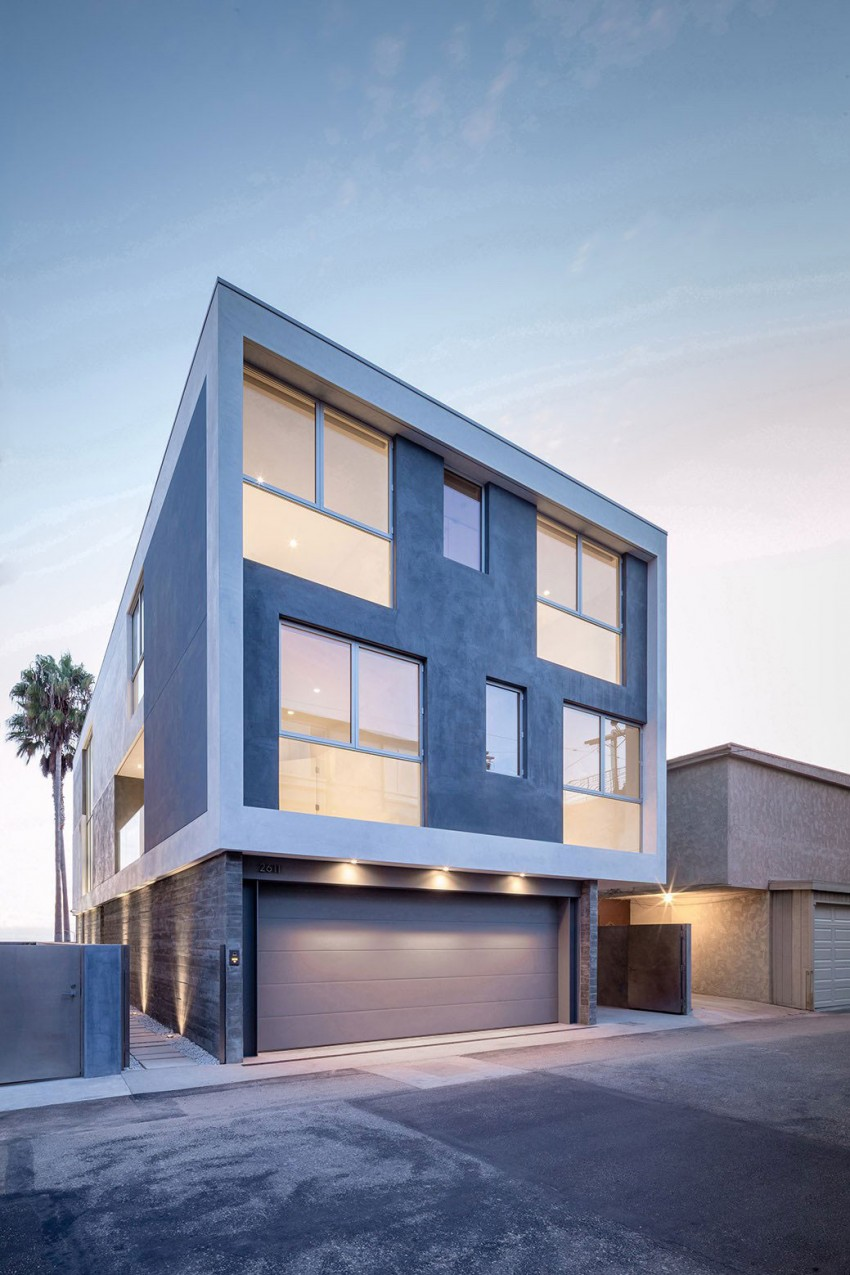 Collect this idea architecture modern house located in venice los angeles