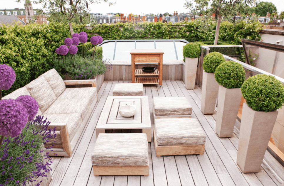 Backyard Deck 16 Outdoor Deck Ideas for Better Backyard Entertaining