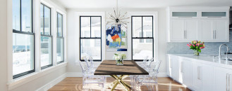 Fresh Find: Couture Dining Table