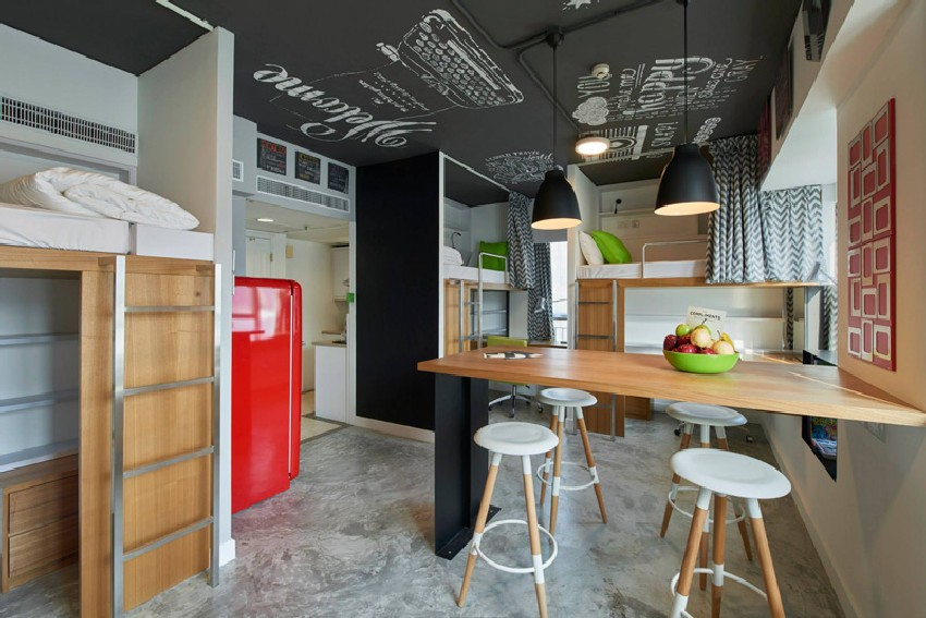 Shared Apartment For Students With A High Dose Of Personality Campus Hong Kong