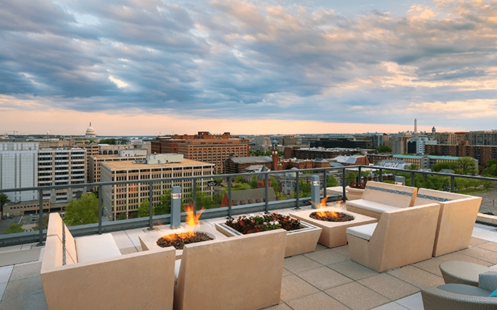 Camden Noma Rooftop In Washington D C
