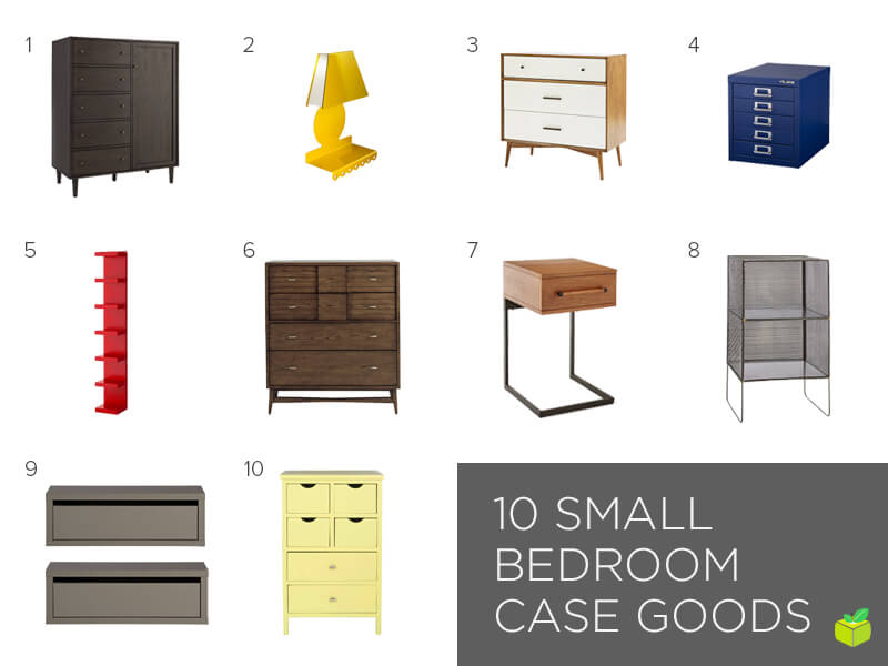 Space-Saving Furniture for Your Small Bedroom