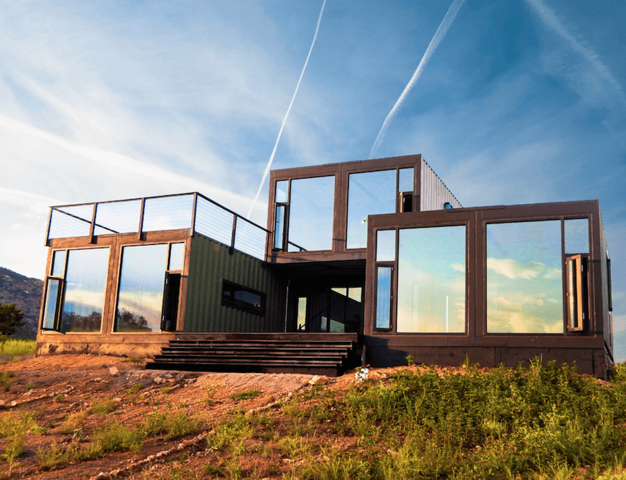 15 Well-Designed Shipping Container Homes for Life Inside the Box