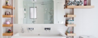 Space-Saving Products for Your Small Bathroom