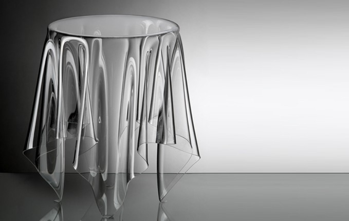 Fresh Find: Illusion Side Table