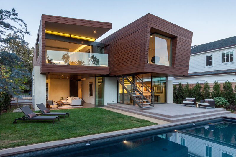split house in california offers sustainable summercollect this idea split house by kovac design studio (1)